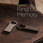 트리온 RING USB메모리 16G [4G~64G]