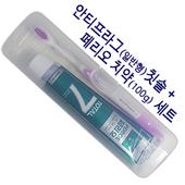 안티프라그(일반)칫솔+페리오(100g)치약