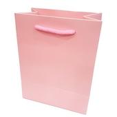 아트지 무지 쇼핑백 핑크 (소)