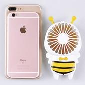 신제품-LED선풍기/핸디선풍기-꿀벌