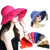 프라프리캡 바캉스 휴대 모자