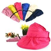 미니 프라프리캡 아동 바캉스 휴대 모자