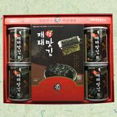 광천김세트 웰빙재래맛 특선2호
