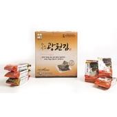 광천김세트 웰빙재래맛(도시락김)18봉