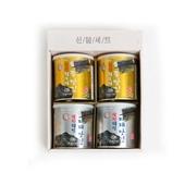 광천김세트 웰빙재래맛(식탁김)4캔