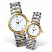 STW-1038,1039 남녀 메탈 손목시계