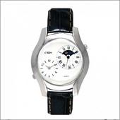 STW-1419 해와달 다기능 다이얼 손목시계