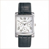STW-1418 Ollin 사각 다기능 다이얼 손목시계