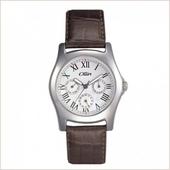 STW-1417 OIIin 원형 다기능 다이얼 손목시계
