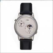 STW-1090 Ollin 해와달 듀얼다이얼 손목시계