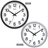 로니카 무소음 정통벽시계  R350B/350S