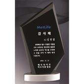 금속 크리스탈 상패-MJ74-2