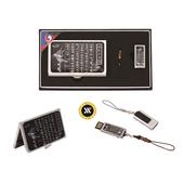 훈민정음자개명함+가띠메탈자개USB 8GB