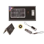 수복문자도자개명함+가띠메탈자개USB 8GB