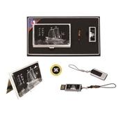 거북선자개명함+가띠메탈자개USB 8GB