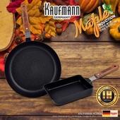 독일 카우프만 [kaufman] 메이플 IH 단조 팬 2P 세트(B형)