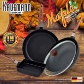 독일 카우프만 [kaufmann] 메이플 IH 단조 팬 3P 세트(G형)