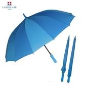 랜드스케이프우산 60칼라폰지멜빵/연블루 장우산