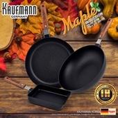 독일 카우프만 [kaufmann] 메이플 IH 조 팬 3P 세트(B형)