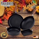 독일 카우프만 [kaufmann] 메이플 IH 단조 팬 4P 세트