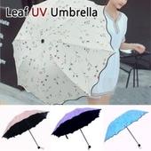 Leaf UV 나뭇잎 우산 4종