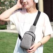[배낭] 미니 메신저 슬링백 가방 / 남녀공용