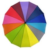 55 무지개(세로) 곡자 장우산