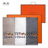 송월 달달한추석 3매 선물세트+쇼핑백 s