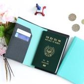 [국산/가죽/여행] 페니체 포켓여권지갑 (S)