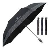 송월 카운테스마라 2단우산 도트보더 우산 s