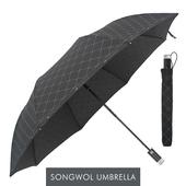 송월 카운테스마라 2단우산 다이아라인 우산 s