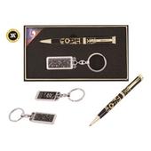 한글5호.한글볼펜+한글자개열쇠고리