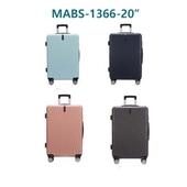 캐리어 여행가방 ABS 20호 mabs 1366고급형