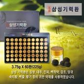 [삼성제약] 기력환 3.75g x 60환