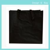 [시장가방] 에코사랑타포린백-블랙