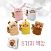 애니멀 포켓 3D아기피규어 출산선물 돌선물