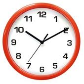 이일오칼라벽시계