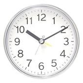 테이블크롬알람탁상시계