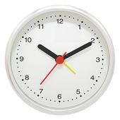 심플알루미늄알람탁상시계 (소)