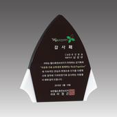 크리스탈 상패  GA9-016