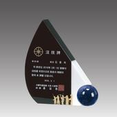크리스탈 상패    GA9-058
