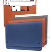 [서류가방/노트북가방] 클래식 레더 A4오거나이저