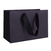 [종이가방] 250×100×160mm_흑지250g
