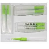 치과용 치간칫솔 2P/치실/ 여행용 치솔 /5P