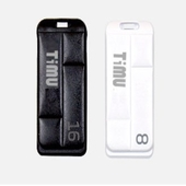 [티뮤]와플 슬라이드 스윙 USB 메모리 64G