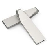 메탈 웨이브 USB 4GB
