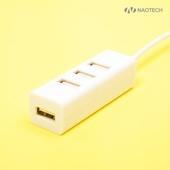 나오 4포트 USB 허브 NAO-C4070U