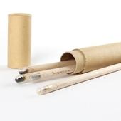 지관씨앗연필(지관필통+씨앗연필3P)