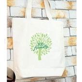 초록잎나무 에코백