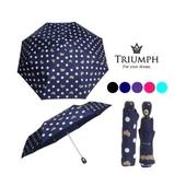 트라이엄프 3단캣땡땡이 완전자동우산